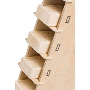 Yoga Block Wooden
